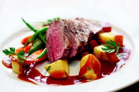Rump of lamb